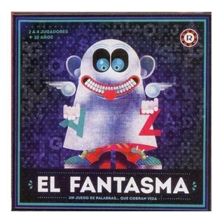 El Fantasma Ruibal Juego De Mesa + 10 Años 7138 Lelab