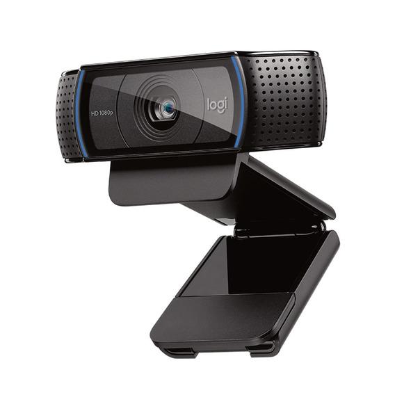 Logitech Cámara C920 Pro Hd Webcam