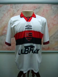 Camisa Futebol Flamengo Rio Janeiro Umbro Jogo Antiga 1671