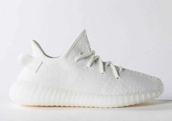 Yeezy Boost 350 V2 Triple White Lançamento adidas