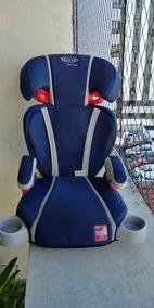 Cadeira Assento Infantil Graco 15 A 36kg - Azul