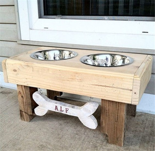 Comedor Para Perro