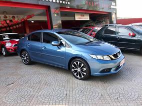 Honda Civic 2.0 Lxr 2015