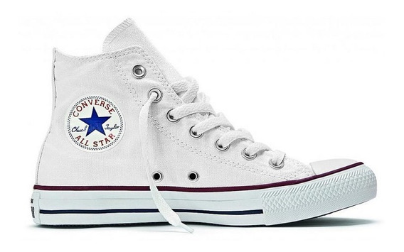 Bota Converse Chuck Taylor All Star Blanca Original