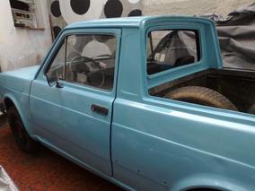 Fiat 147 Pick-up Caçamba Curta