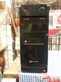 Cpu Core 2 Quad 4gb/ 1tb/ Dvd