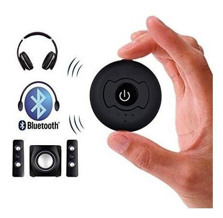 Transmissor De Audio Via Bluetooth 4 Stereo P2 Multiponto