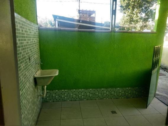 Casa Em Campo Grande, Rio De Janeiro/rj De 50m² 1 Quartos Para Locação R$ 600,00/mes - Ca275263