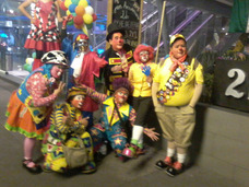 Payasos Fiestas Infantiles,show Adultos,despedidas