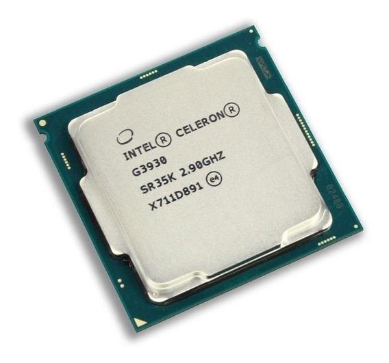 Processador Intel Celeron G3930 2.9ghz Box 7° Geração