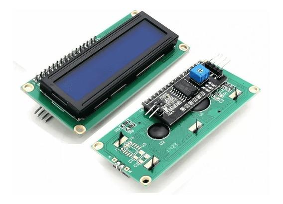 Display Lcd 16x2 Com I2c Para Arduino