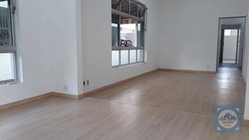 Casa Com 3 Dormitórios À Venda, 200 M² Por R$ 529.000,00 - Itararé - São Vicente/sp - Ca0634