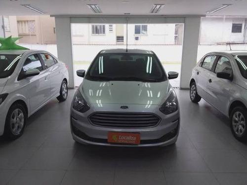 Imagem 1 de 9 de Ford Ka 1.0 Ti-vct Flex Se Sedan Manual