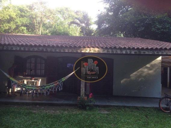 Chácara À Venda, 500 M² Por R$ 900.000,00 - Boiçucanga - São Sebastião/sp - Ch0002