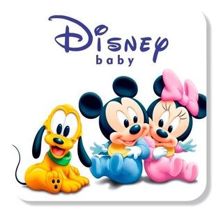 06 Adesivos Parede Disney Baby Avulso Papel Parede + Brindes