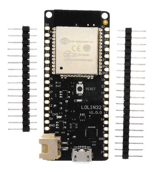 Lolin32 V1.0.0 Esp32 Esp-32s Wifi Bluetooth Wroom