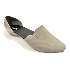 Boaonda Daisy, Zapato Flat Dama, Gris, Jelly Shoes, Comodos