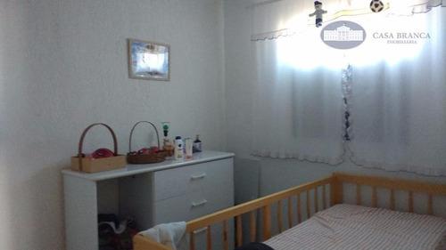Imagem 1 de 7 de Casa Residencial À Venda, Conjunto Habitacional Hilda Mandarino, Araçatuba. - Ca0502
