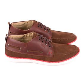 Zapatos Mocasines Casuales De Piel Velez Hombre 1008623