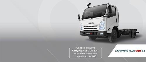 Camión Jmc Carrying Plus Cqr 5.4 Ton