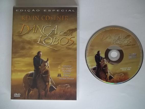 Dvd - Dança Com Lobos - Edição Especial - Kevin Costner