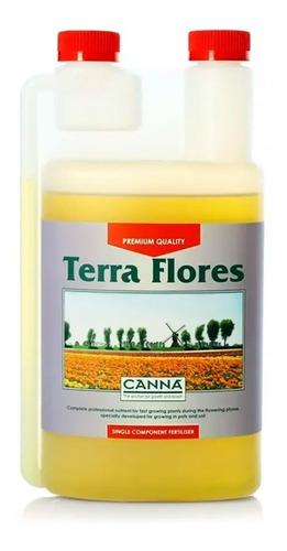 Imagen 1 de 1 de Fertilizante Canna Terra Flores 1l