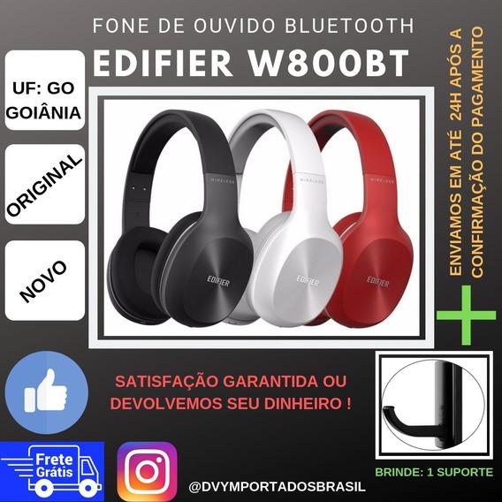 Edifier W800bt Fone De Ouvido Bluetooth Jbl Beats Frete Free