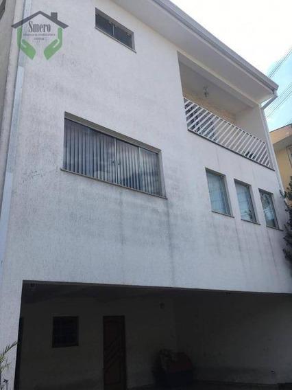 Sobrado Com 4 Dormitórios Para Alugar, 300 M² Por R$ 4.200,00/mês - Butantã - São Paulo/sp - So1060
