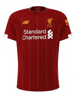 Nova Camisa Liverpool 2020 Oferta Original Envio12h