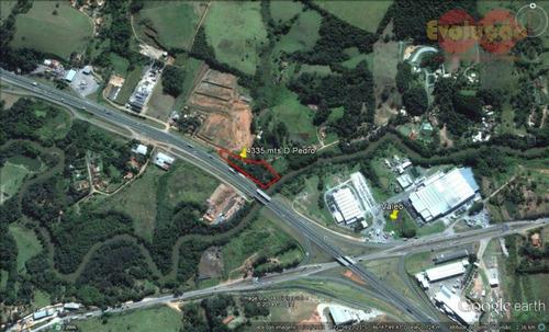 Imagem 1 de 1 de Terreno Industrial À Venda, Sítio Da Moenda, Itatiba - Te0487. - Te0487