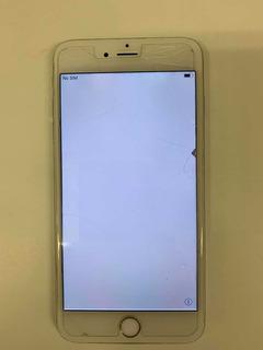 iPhone 6 Plus 64g - Tela Trincada