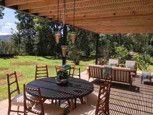 Casas Ecológicas En Rincón De Estradas Valle De Bravo