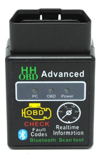 Scanner Automotivo Bluetooth V2.1 Odb2 Obdii 2018 Atualizado