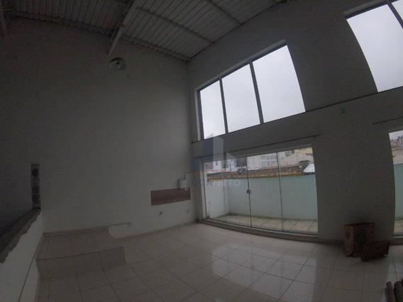 Sala Para Alugar, 400 M² Por R$ 10.000/mês - Centro - Mauá/sp - Sa0065