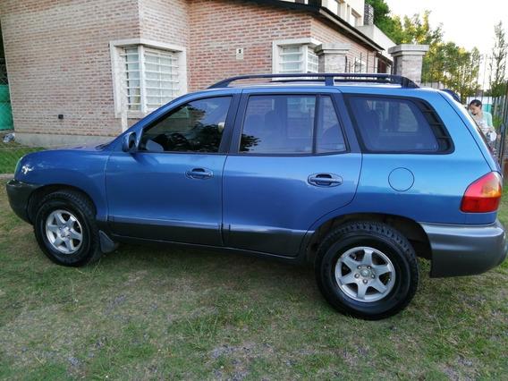 Hyundai Santa Fe 2.4 4x2 2003