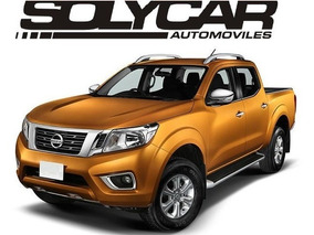 Nissan Frontier Np 300 Entrega Inmediata!!! Solycar