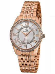 Relógio De Pulso Rose Ah29034z