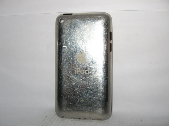 Tampa Traseira iPod 4g Apple 32gb Um Pouco Riscado Ver Fotos