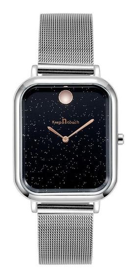 Reloj Keep N Touch Cuarzo Minimalista Elegante Dama