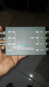 Conversor Componente Para Sdi-sd / Aja