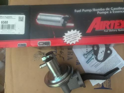 Bomba Gasolina Mecánica 6588 Ford 8v M302-351w/ 370-460