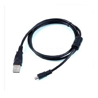 Cable Datos Usb A 8 Pines De Camara 1 Metro Sony Canon Nikon