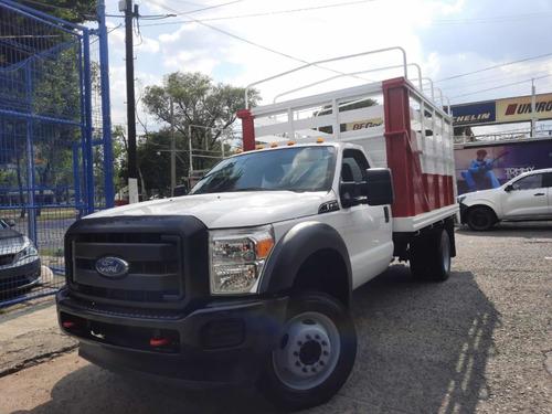 Imagen 1 de 15 de Ford F-450 2014 6.7l Ktp Diesel At