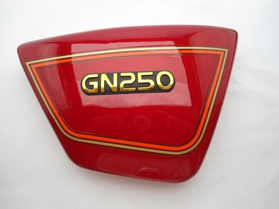 Laterais Carenagem Vermelha Para Suzuki Intruder 250 O Par