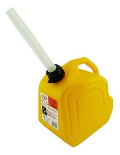 Bidon Combustible Gasoil 10 Lts Homologado Pico Surtidor