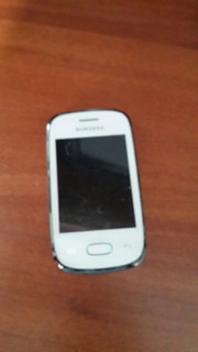 Celular Samsung Pocket Pantalla Dañada