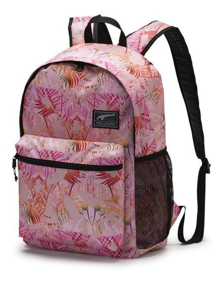 Puma Academy Backpack Pink