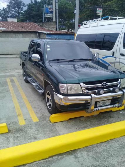 Toyota Hilux Full Eléctrica 2002