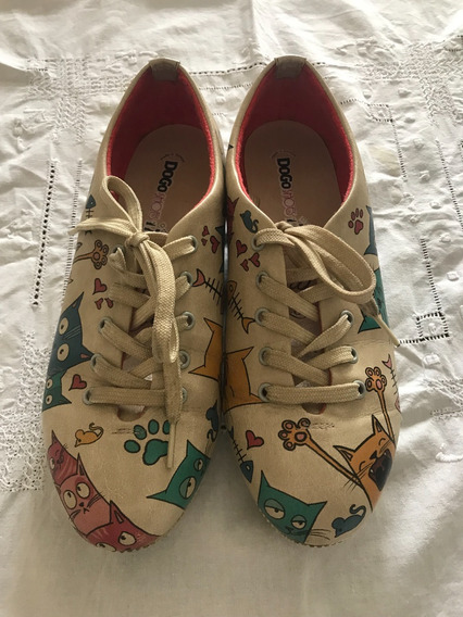 Zapatos Abotinados Veganos, Dogo Shoes Origen Turquía