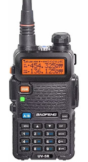Radio Baofeng Uv-5r Ht Dual Band - Kit Completo